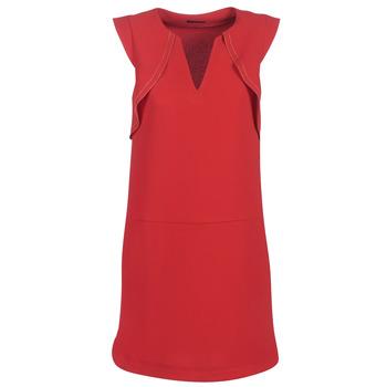 vaatteet Naiset Lyhyt mekko Ikks BN31075-36 Red