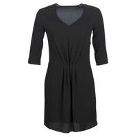 vaatteet Naiset Lyhyt mekko Ikks BN30015-02 Black