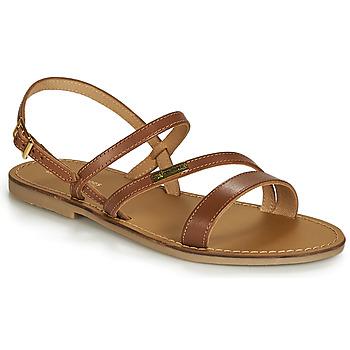 kengät Naiset Sandaalit ja avokkaat Les Tropéziennes par M Belarbi BADEN Ruskea
