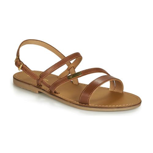 kengät Naiset Sandaalit ja avokkaat Les Tropéziennes par M Belarbi BADEN Brown