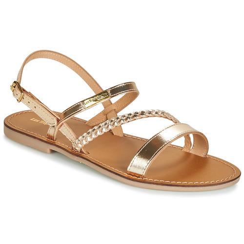 kengät Naiset Sandaalit ja avokkaat Les Tropéziennes par M Belarbi BATRESSE Kulta
