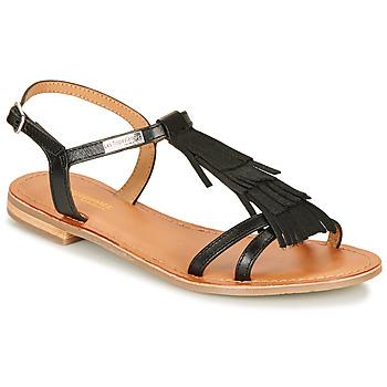 kengät Naiset Sandaalit ja avokkaat Les Tropéziennes par M Belarbi BELIE Musta