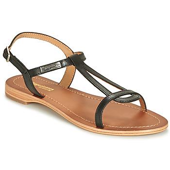 kengät Naiset Sandaalit ja avokkaat Les Tropéziennes par M Belarbi HAMESS Musta