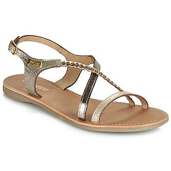 kengät Naiset Sandaalit ja avokkaat Les Tropéziennes par M Belarbi HANANO Kulta