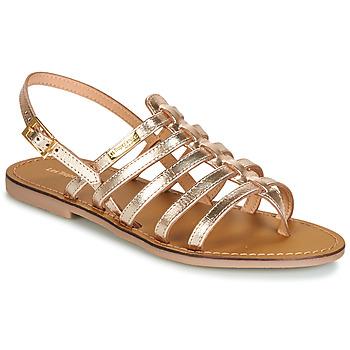 kengät Naiset Sandaalit ja avokkaat Les Tropéziennes par M Belarbi HERILO Kulta