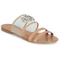 kengät Naiset Sandaalit KG by Kurt Geiger PIA VINYL SANDAL Camel