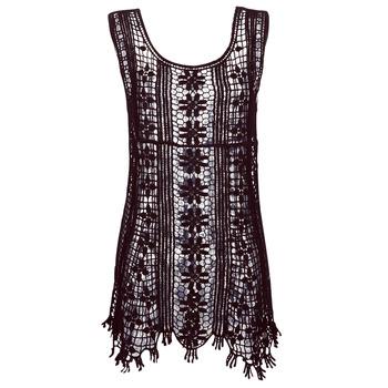 vaatteet Naiset Lyhyt mekko Banana Moon JOSY DREAMLAND Black