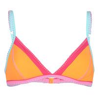 vaatteet Naiset Bikinit Banana Moon TAEKO TEKNICOLO Orange / Pink / Blue