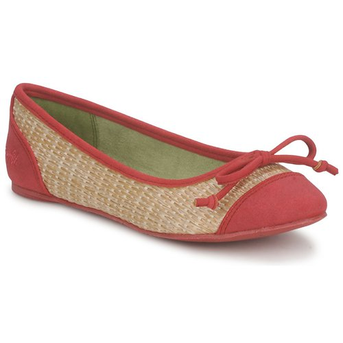 kengät Naiset Balleriinat Blowfish Malibu NITA Red