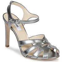 kengät Naiset Sandaalit ja avokkaat Moschino MA1604 Nappa-accai