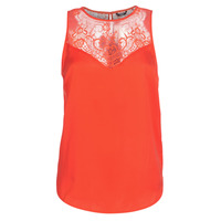 vaatteet Naiset Topit / Puserot Guess SCARLET Red