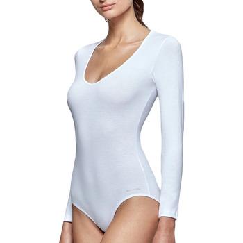 Alusvaatteet Naiset Bodyt Impetus Innovation Woman 8403898 001 Valkoinen