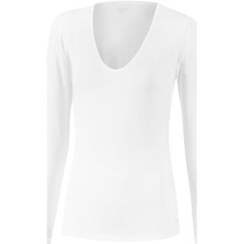 vaatteet Naiset T-paidat pitkillä hihoilla Impetus Innovation Woman 8361898 001 Valkoinen