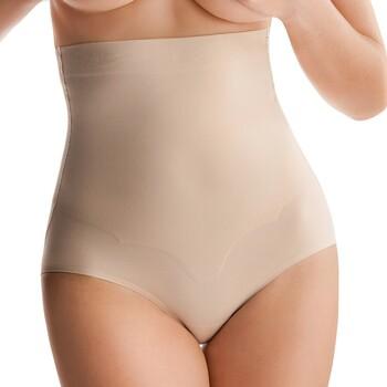 Alusvaatteet Naiset Muotoilevat alushousut Julimex 241 NATURALNY Beige