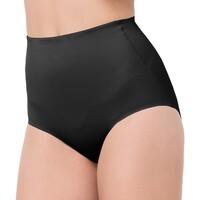 Alusvaatteet Naiset Muotoilevat alushousut Julimex 271 BLK Musta