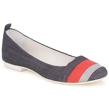 kengät Naiset Balleriinat Marithé & Francois Girbaud BRUMES DENIM