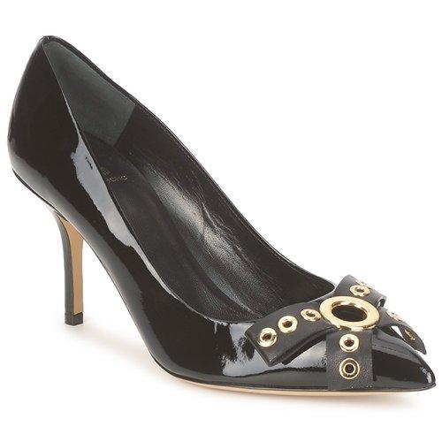 kengät Naiset Korkokengät Moschino Cheap & CHIC CA1012 Musta