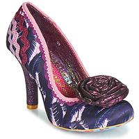 kengät Naiset Korkokengät Irregular Choice PRIZE WINNER Violet