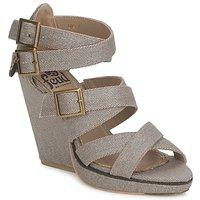 kengät Naiset Sandaalit ja avokkaat Feud WASP Taupe