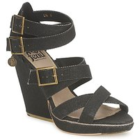 kengät Naiset Sandaalit ja avokkaat Feud WASP Black