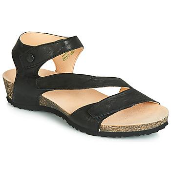 kengät Naiset Sandaalit ja avokkaat Think WANG Musta