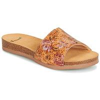 kengät Naiset Sandaalit Think TANA Ruskea