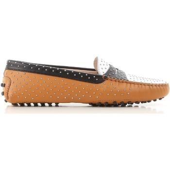 kengät Naiset Mokkasiinit Tod's XXW00G0X360I0M0YZB multicolore