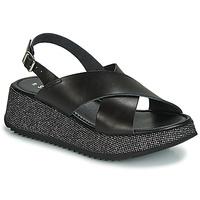 kengät Naiset Sandaalit ja avokkaat Sweet Lemon LILAR Black