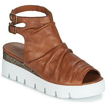 kengät Naiset Sandaalit ja avokkaat Sweet Lemon SABRI Cognac