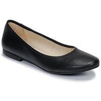 kengät Naiset Balleriinat So Size JARALUBE Black