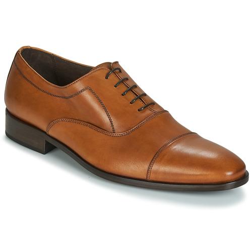 kengät Miehet Herrainkengät So Size INDIANA Brown