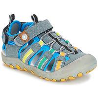 kengät Pojat Urheilusandaalit Gioseppo 43008 Grey / Monivärinen