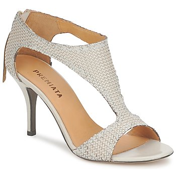 kengät Naiset Sandaalit ja avokkaat Premiata 2834 LUCE Creme