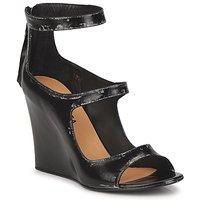 kengät Naiset Sandaalit ja avokkaat Premiata 2830 LUCE Black