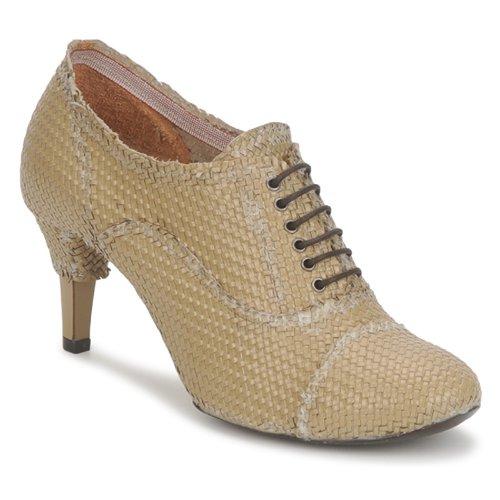 kengät Naiset Nilkkurit Premiata 2851 LUCE Okra