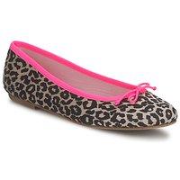 kengät Naiset Balleriinat Cara NEONLEOPARD Leopardi
