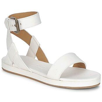 kengät Naiset Sandaalit ja avokkaat Rochas RO18002 White
