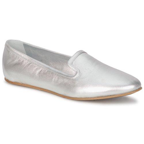 kengät Naiset Mokkasiinit Rochas RO18101 Hopea
