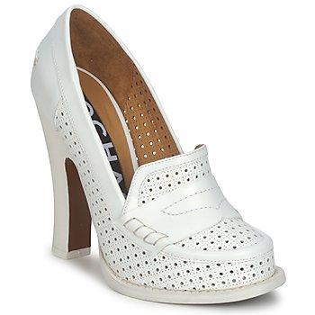kengät Naiset Korkokengät Rochas RO18031 White