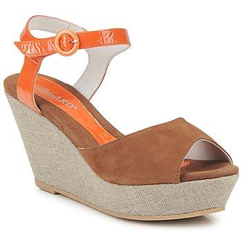 kengät Naiset Sandaalit ja avokkaat Regard RAFATI Camel