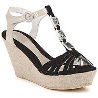 kengät Naiset Sandaalit ja avokkaat Regard RAFAZA Black