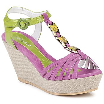 kengät Naiset Sandaalit ja avokkaat Regard RAFAZA Green