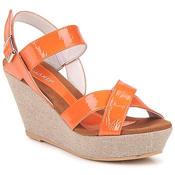 kengät Naiset Sandaalit ja avokkaat Regard RAGA Orange