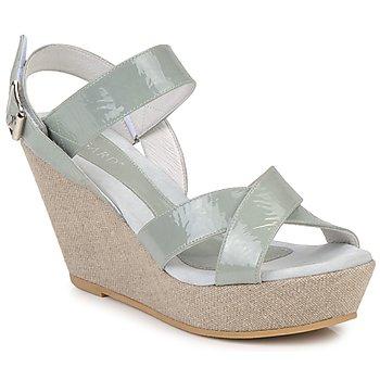 kengät Naiset Sandaalit ja avokkaat Regard RAGA Green