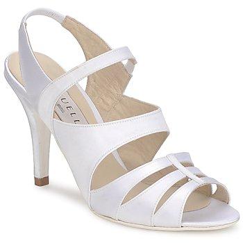 kengät Naiset Sandaalit ja avokkaat Vouelle ELISA Valkoinen