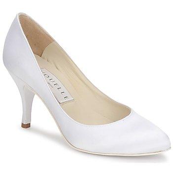 kengät Naiset Korkokengät Vouelle LEA White