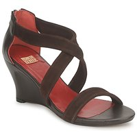 kengät Naiset Sandaalit ja avokkaat Vialis NIVEL Brown