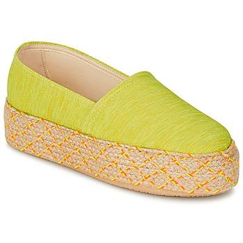 kengät Naiset Espadrillot Betty London TROOPIKA Yellow