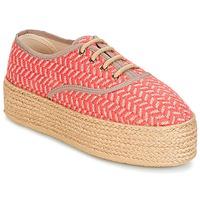 kengät Naiset Espadrillot Betty London CHAMPIOLA Koralli