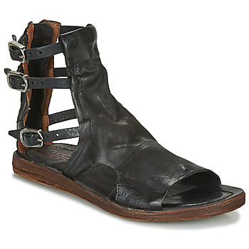 kengät Naiset Sandaalit ja avokkaat Airstep / A.S.98 RAMOS BRIDES Musta